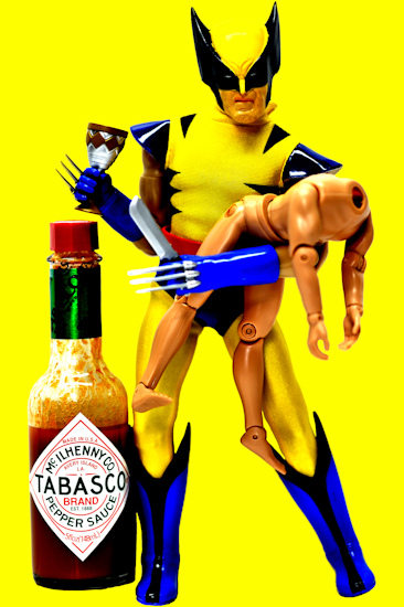 Wolverine (tabasco yellow)
