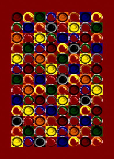 Condoms (red)