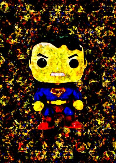 Superman (DKR Pop vinyl)