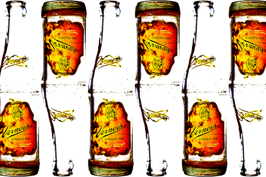 Vernor's Ginger Ale Bottles by Brett Howard Sproul.