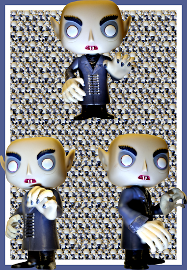 Nosferatu (Pop vinyl) by Brett Howard Sproul.